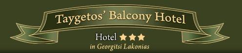 Taygetos Balcony