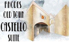 Rhodes Old Town Castello Suite