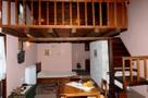 Split Level Attic Studio | 45 m²