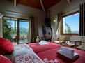 Panorama Wellness Suite |  Sauna & Spa Bath | Balcony