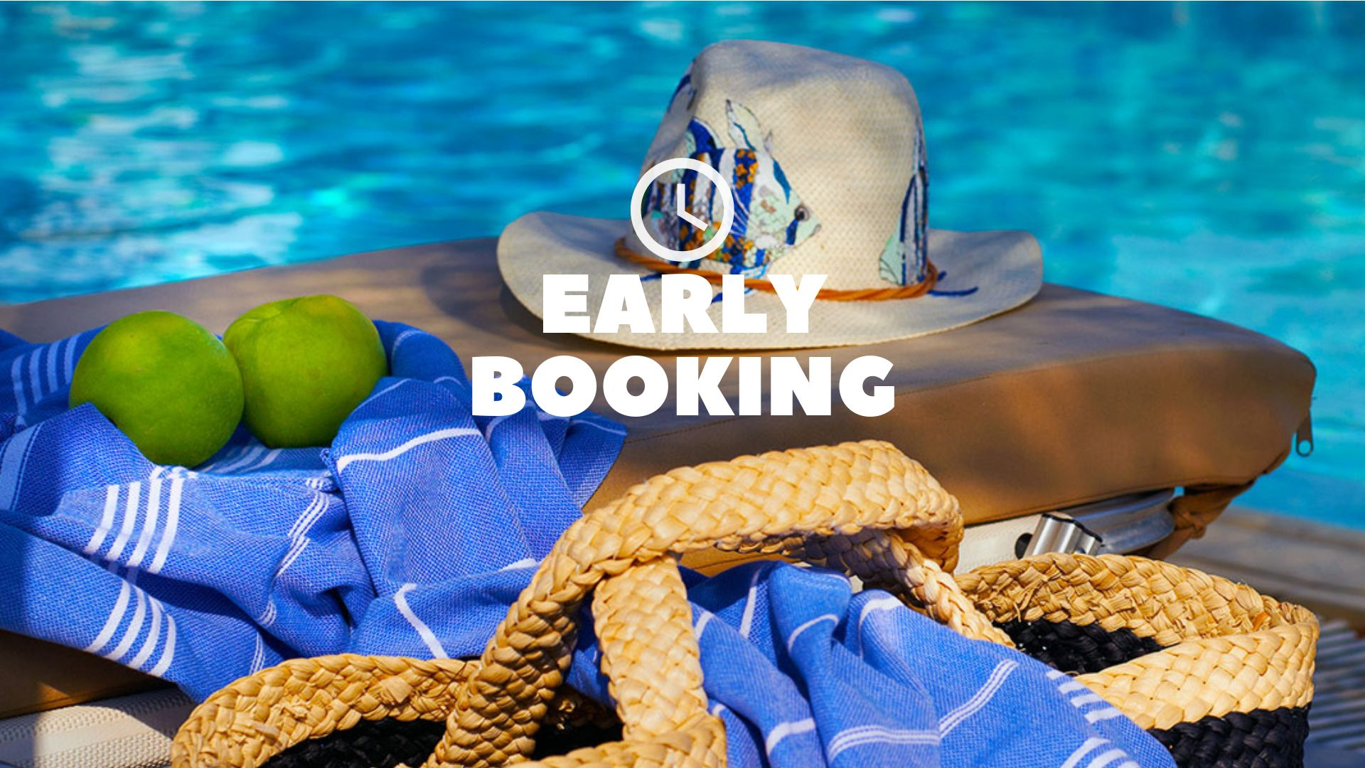 EARLY BOOKING OFFER 2019