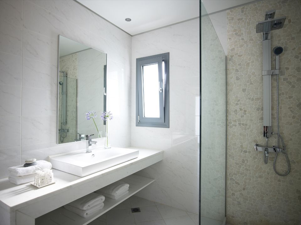 Skopelos Hotels, Deluxe Two Bedroom Two Level Sea View Villa