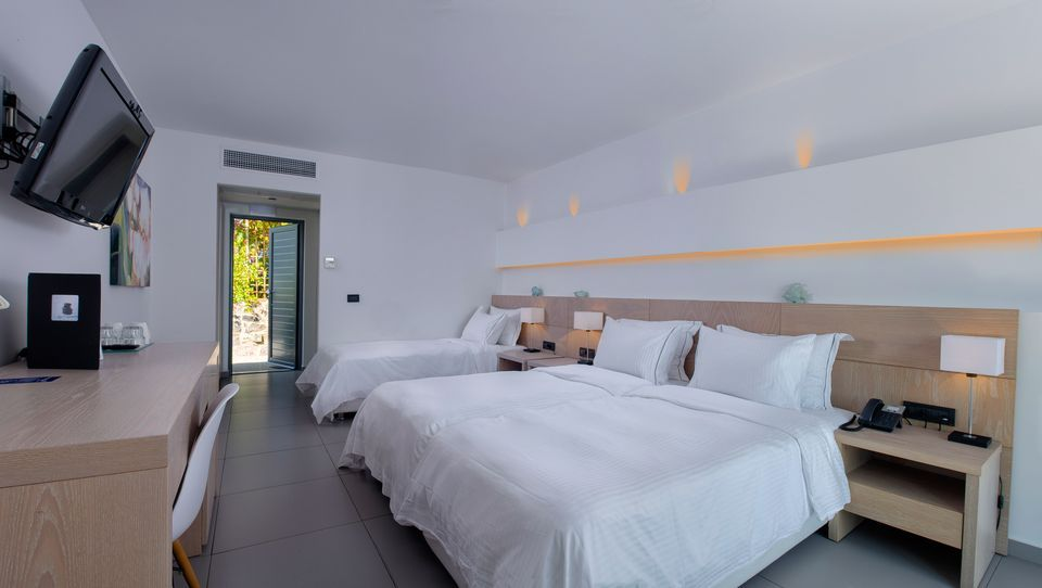 Skopelos Hotels, Sea View Triple Room Ground Floor