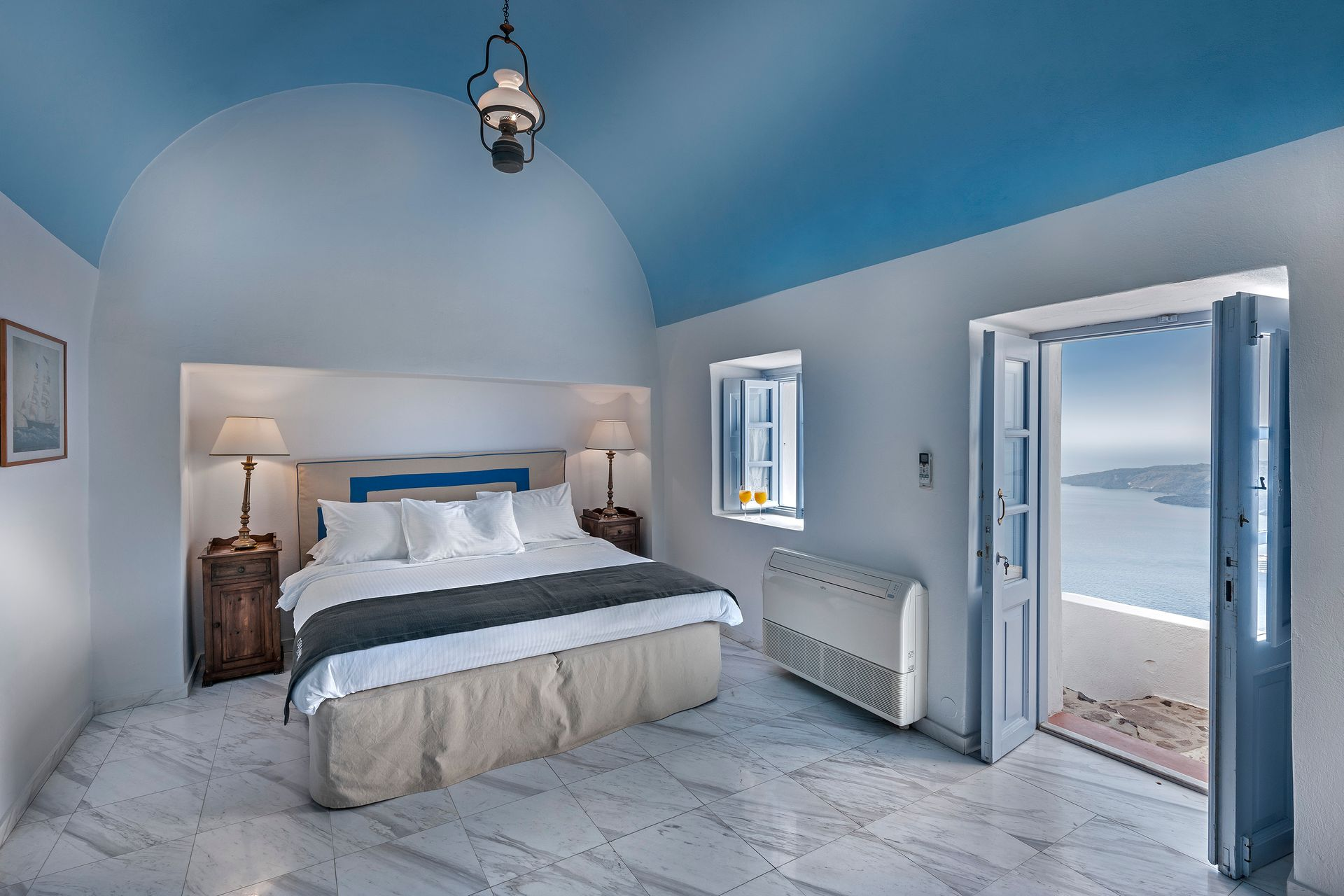 Panoramic View Suites Aigialos Niche Residences In Fira Town Santorini Greece Book Online