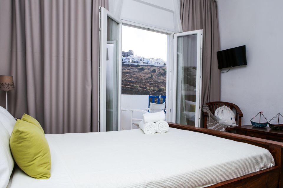 Akti Rooms Astypalaia, Αστυπάλαια