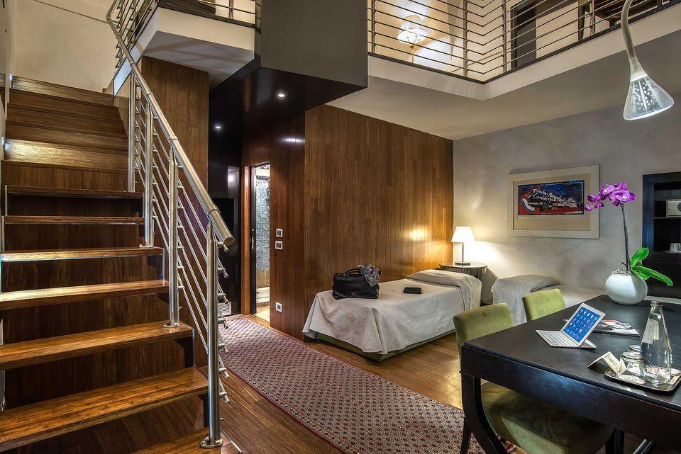 Mini Apartment Albergo Del Senato Rome Italy Book Online
