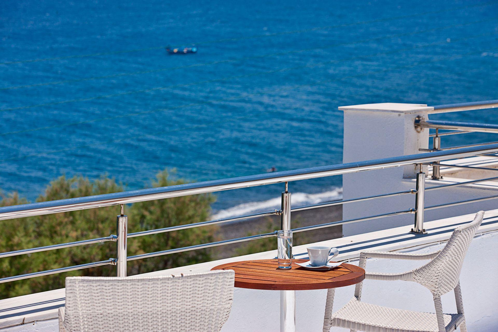 Alesahne Beach Hotel Santorini Book
