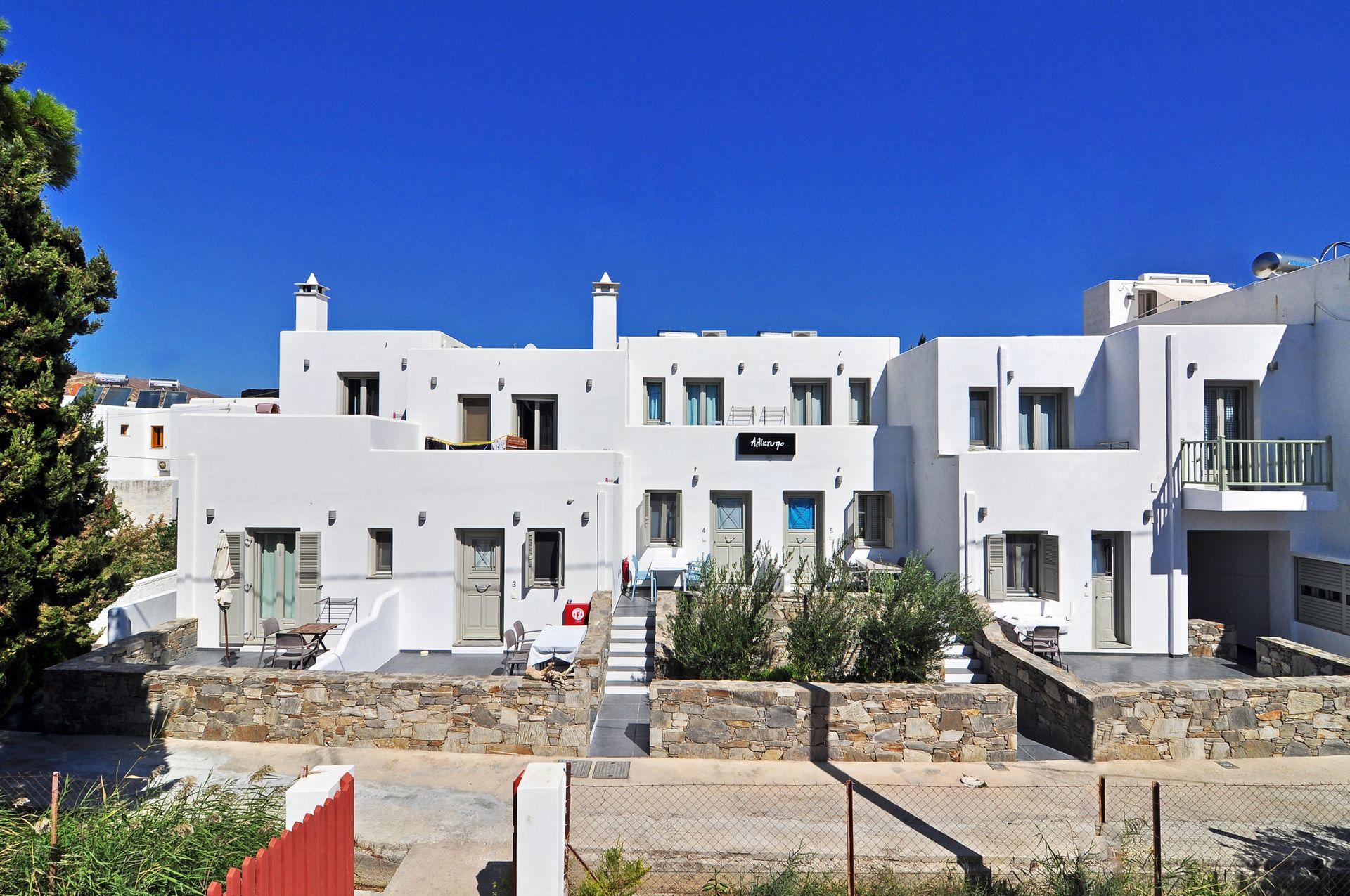Studios and Apartments near the beach - ALIKTYPO STUDIOS