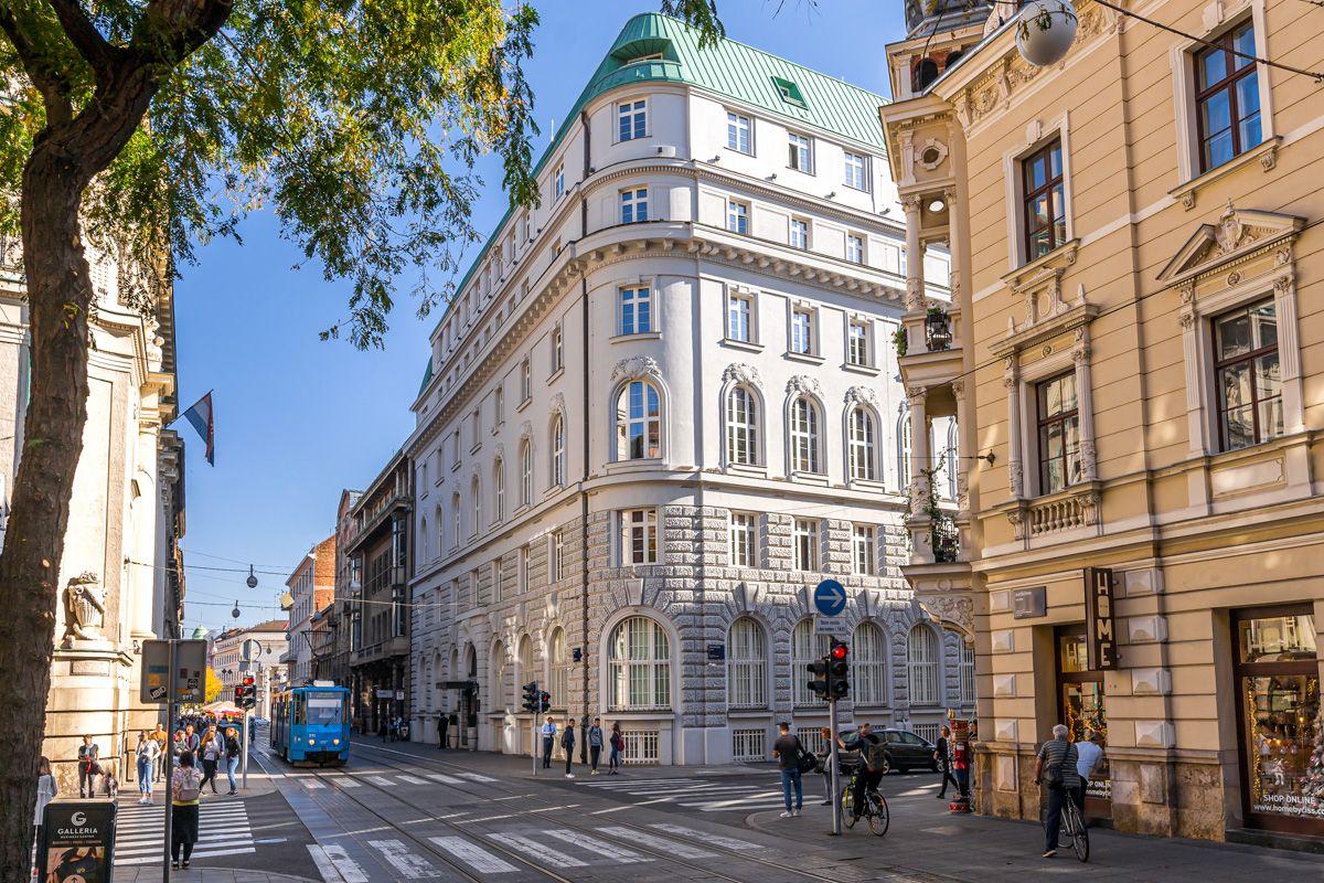 Amadria Park Hotel Capital Zagreb Book Online