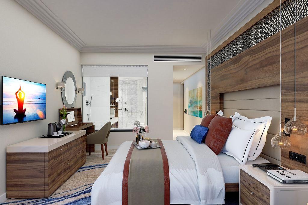 Junior Suite Sea View Half Board Premium Rates Amavi Hotel