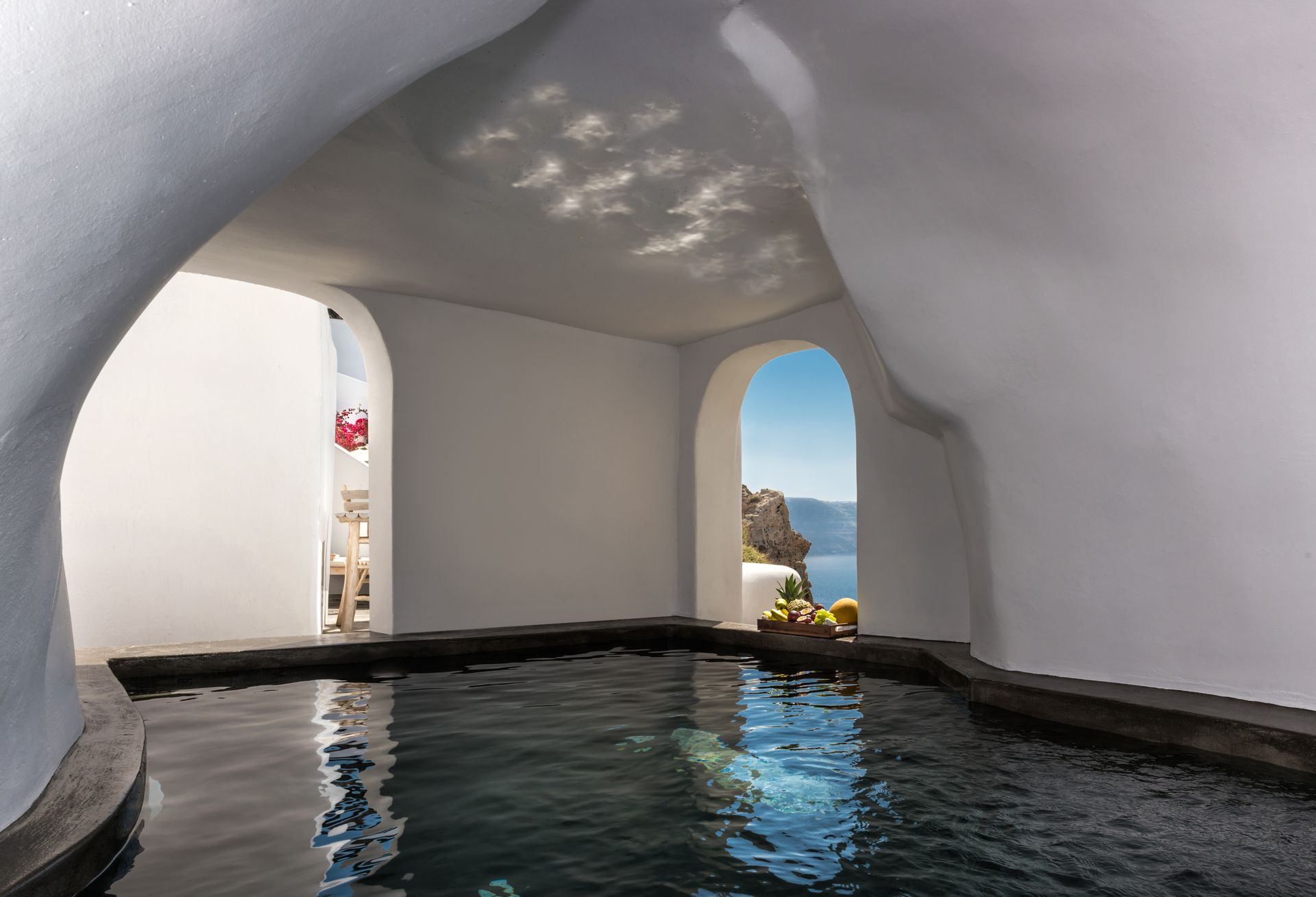 Cave Pool Suite Standard Rate Andronis Boutique Hotel