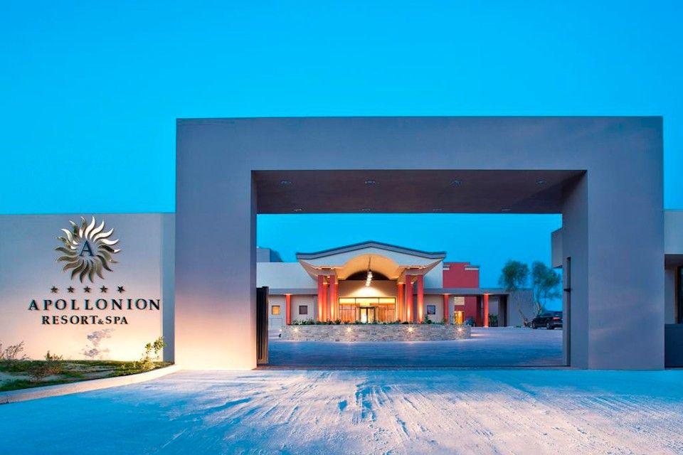 Apollonion Asterias Resort Amp Spa Hotel In Lixouri Xi