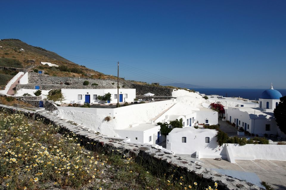 AGHIOS ARTEMIOS Traditional Houses