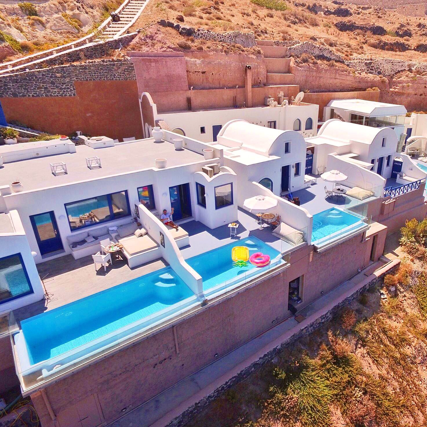 Astarte Suites Santorini Luxury Hotel In Santorini Book