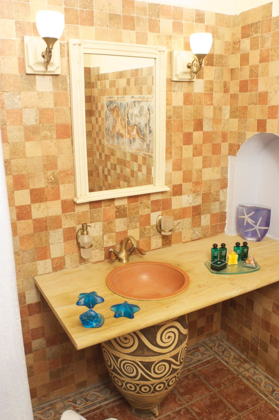 Astarte Suites Luxury Hotel | Luxury Bathroom & amenities