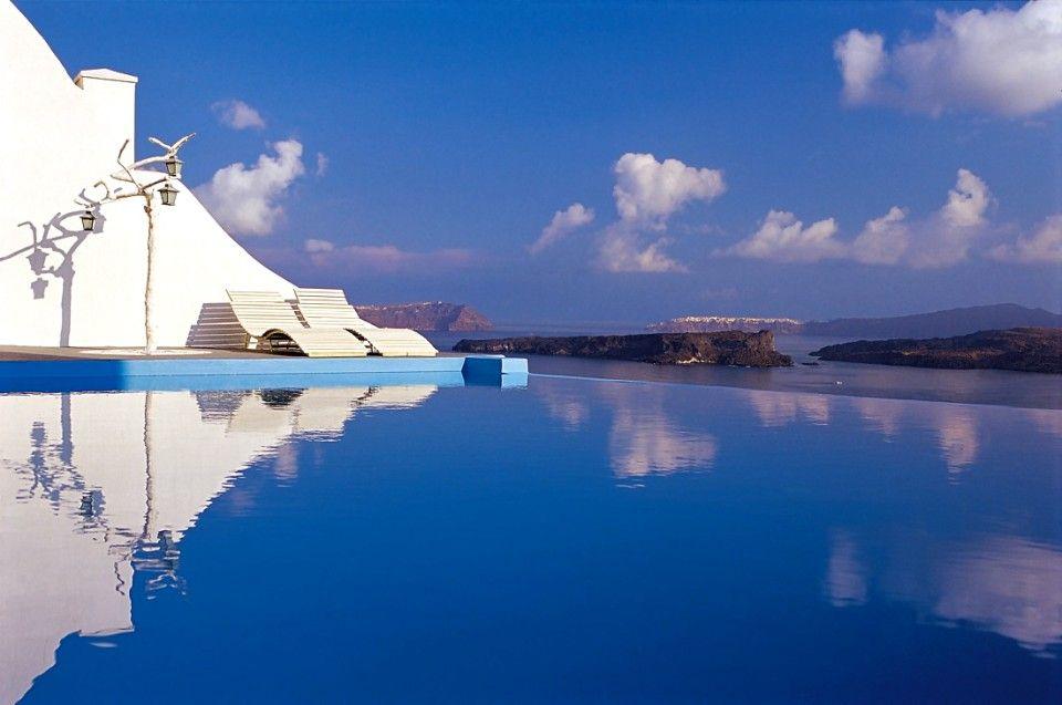 Astarte Suites Luxury Hotel | Infinity Pool | Santorini island