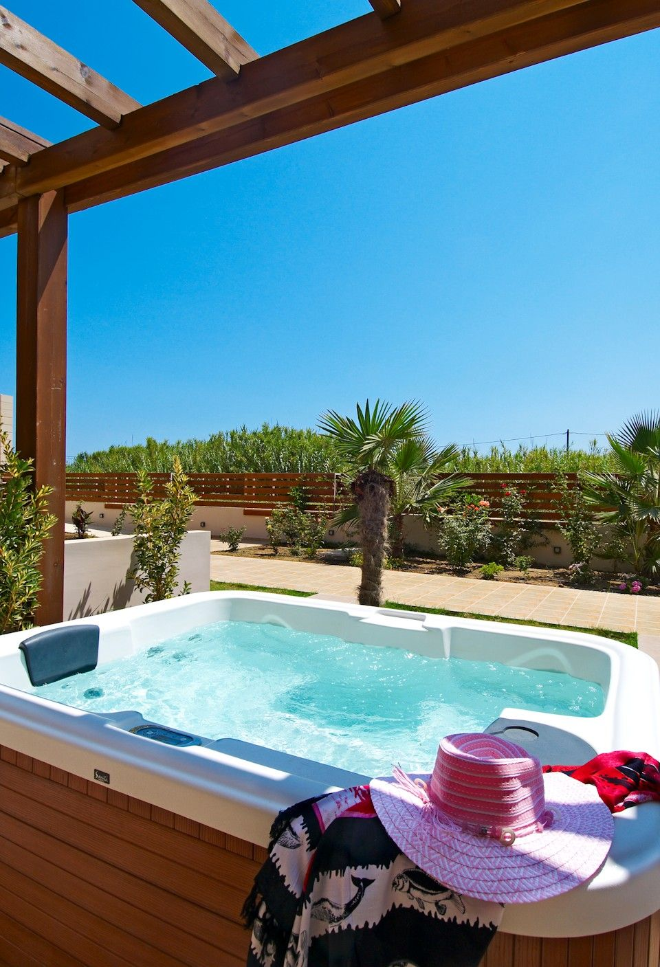 Superior Room with open air Jacuzzi - Asterion Hotel Chania Crete ...