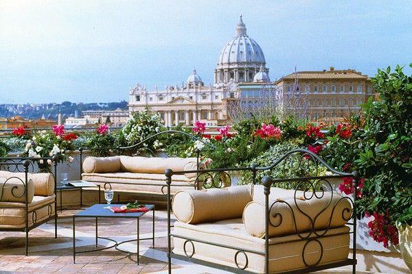 Atlante Star Hotel Rome Italy Book Online