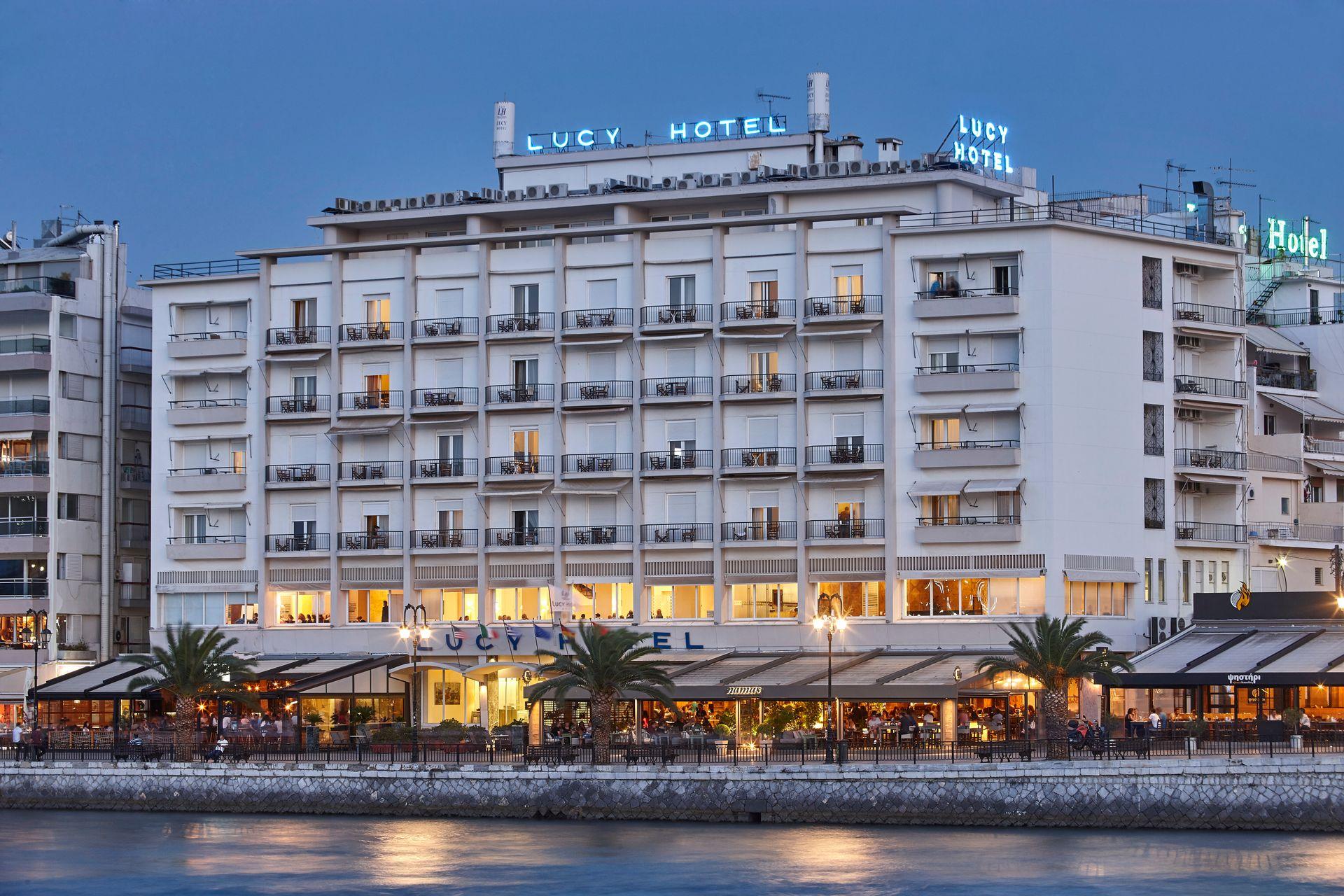 Lucy Hotel Chalkida, Χαλκίδα