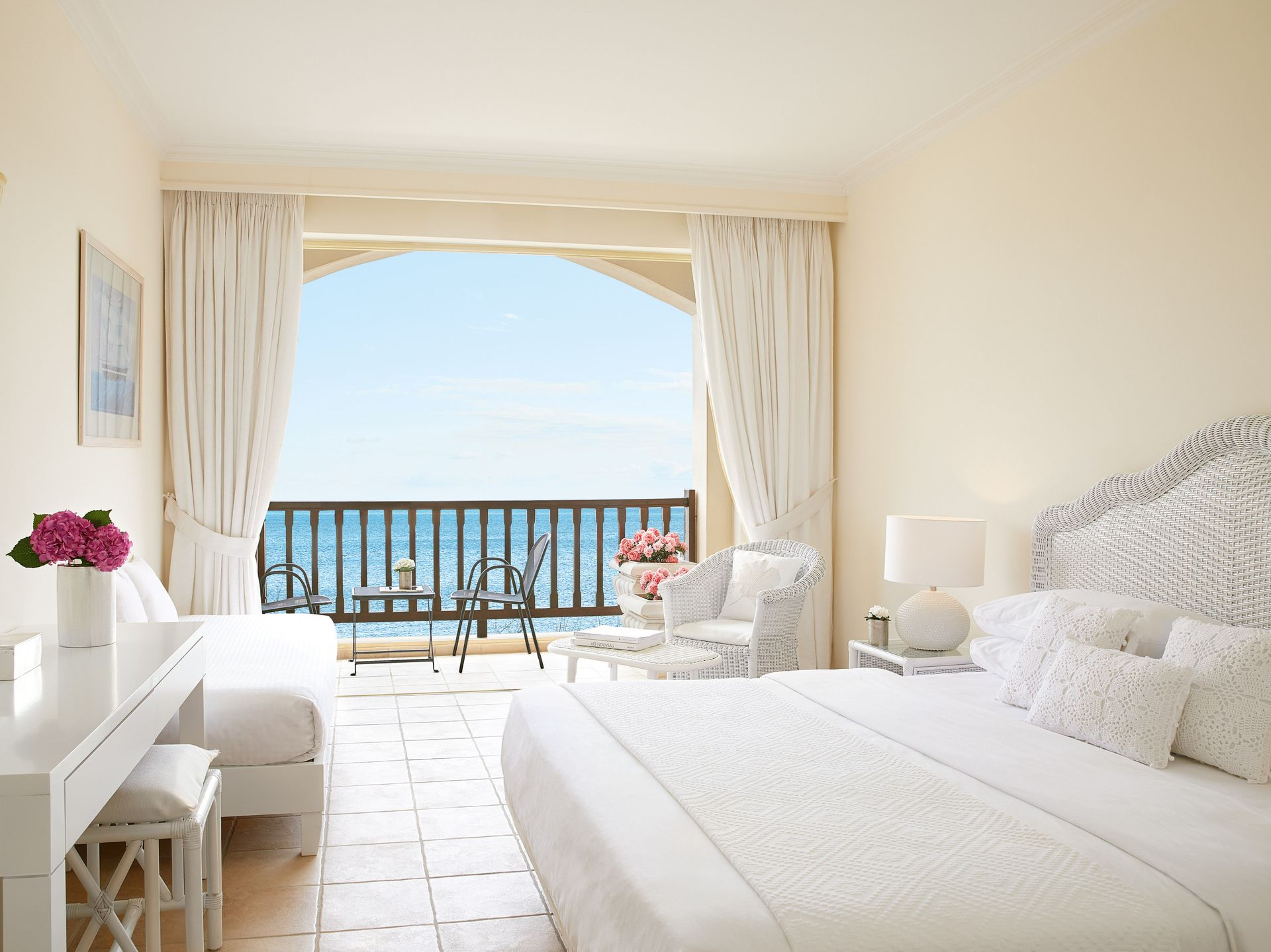 Double Room Side Sea View Grecotel Club Marine Palace