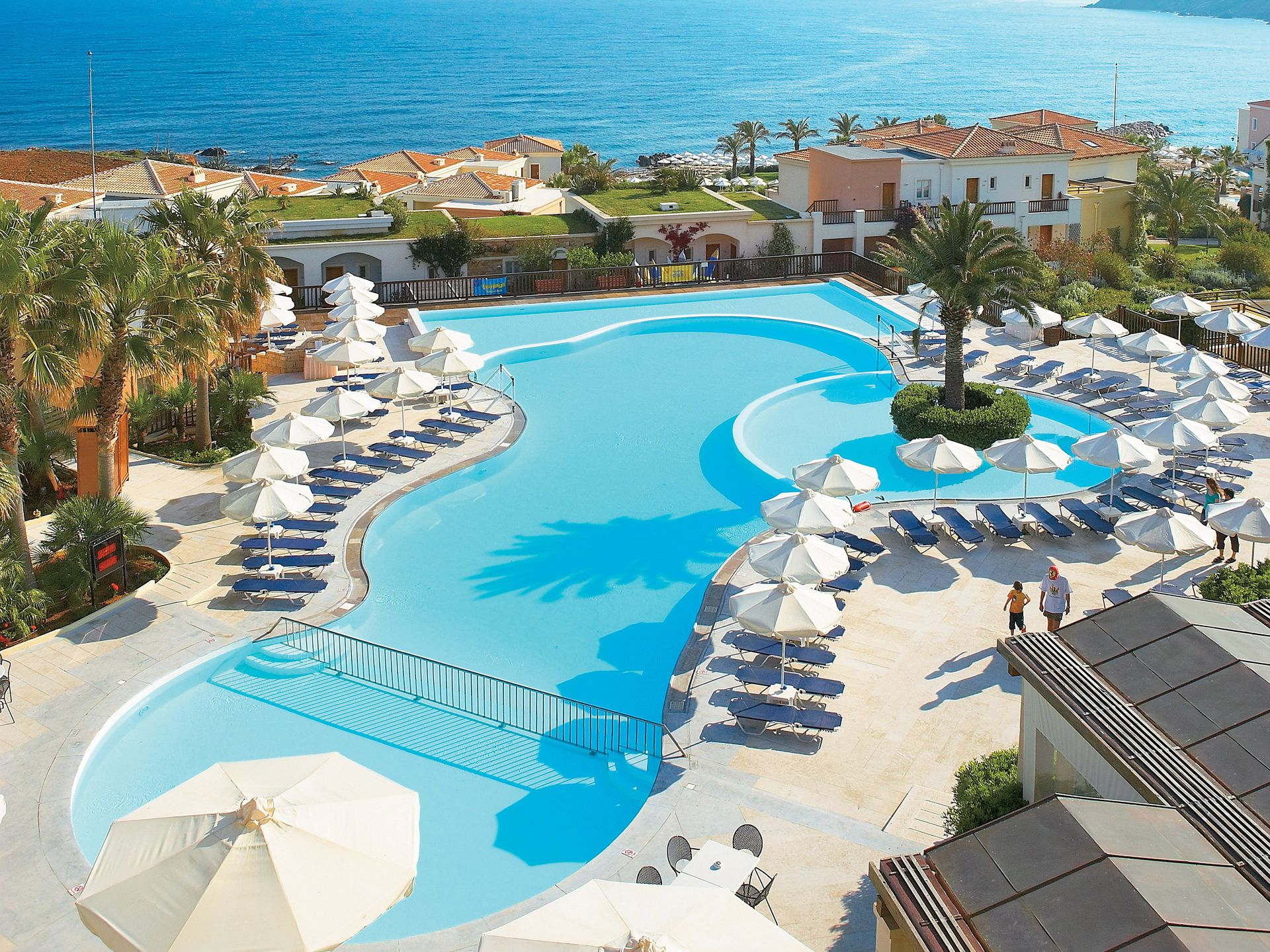 Grecotel Club Marine Palace & Marine Palace Suites, Πάνορμος, Ρέθυμνο