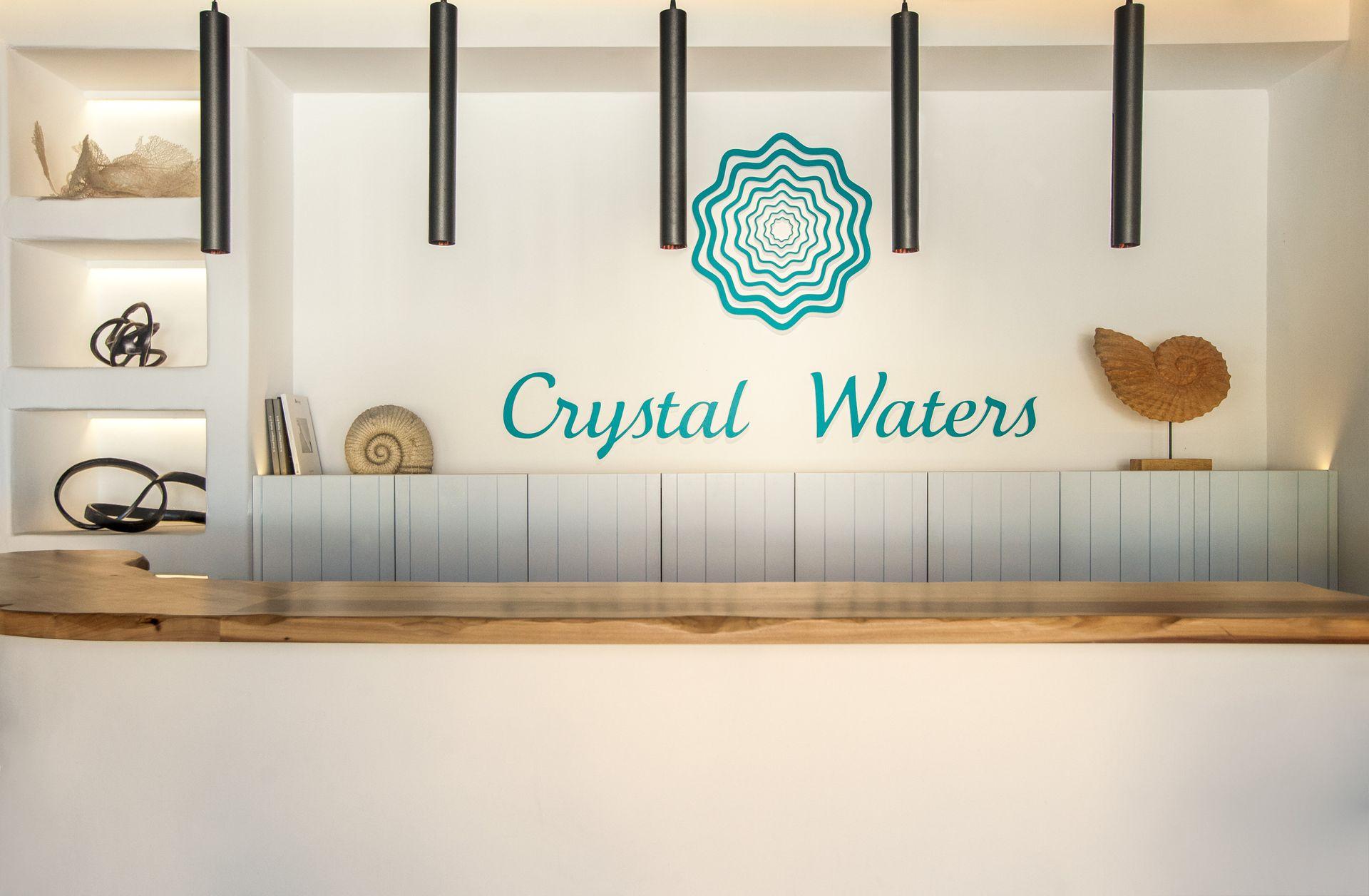 Αποτέλεσμα εικόνας για crystal waters nikiana