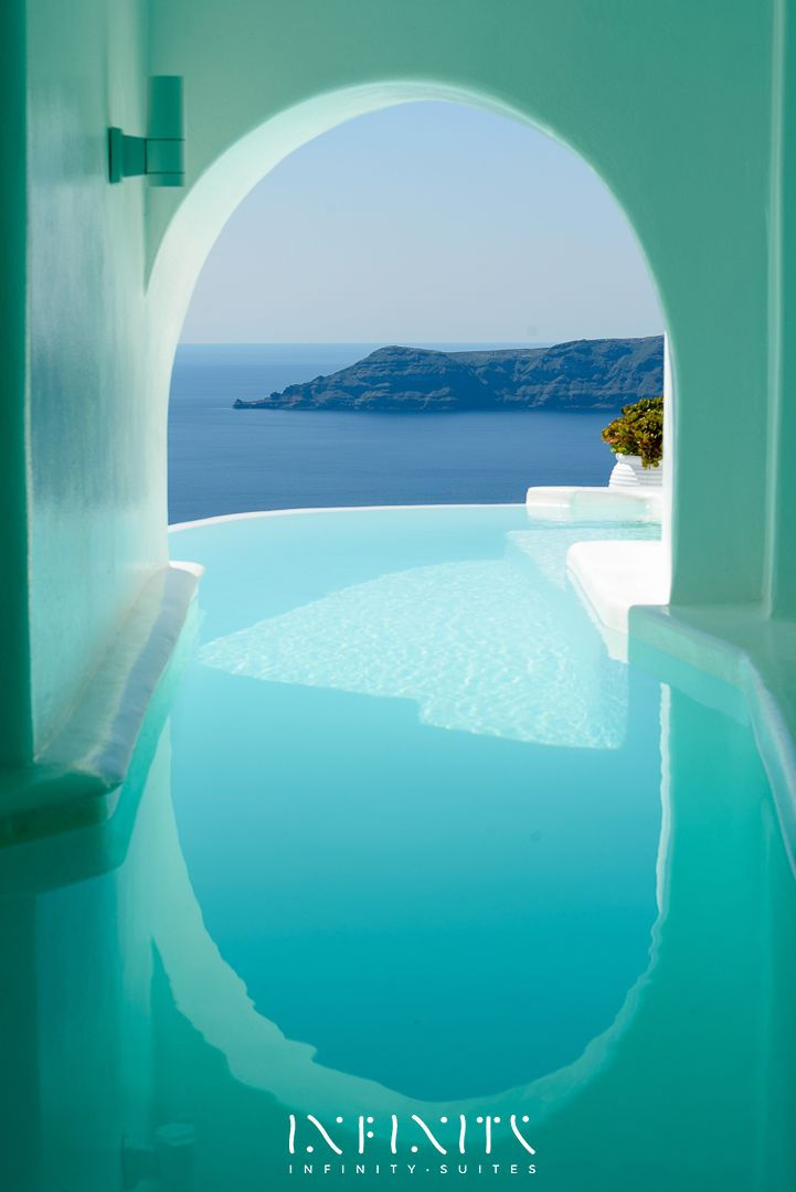 honeymoon pool suite dana villas santorini hotel firostefani