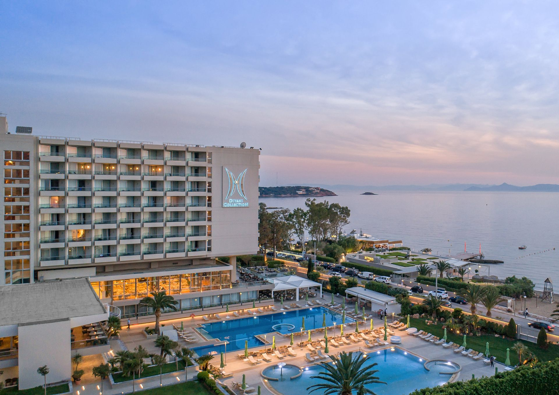 Divani Apollon Palace & Thalasso | Athens Riviera - Offers - Cyber Monday