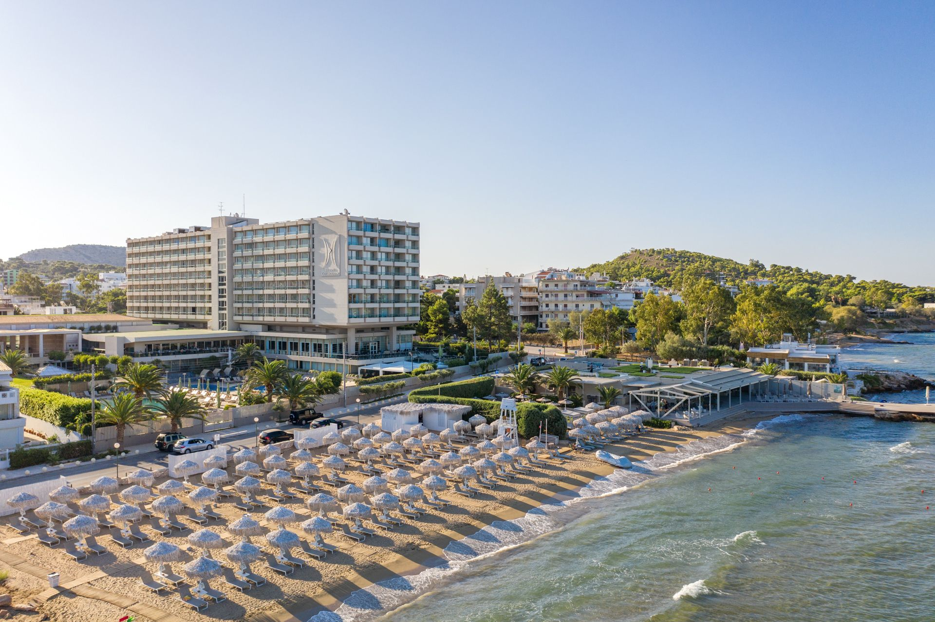 Divani Apollon Palace & Thalasso | Athens Riviera - Offers - Long Stay Offer with PCR test