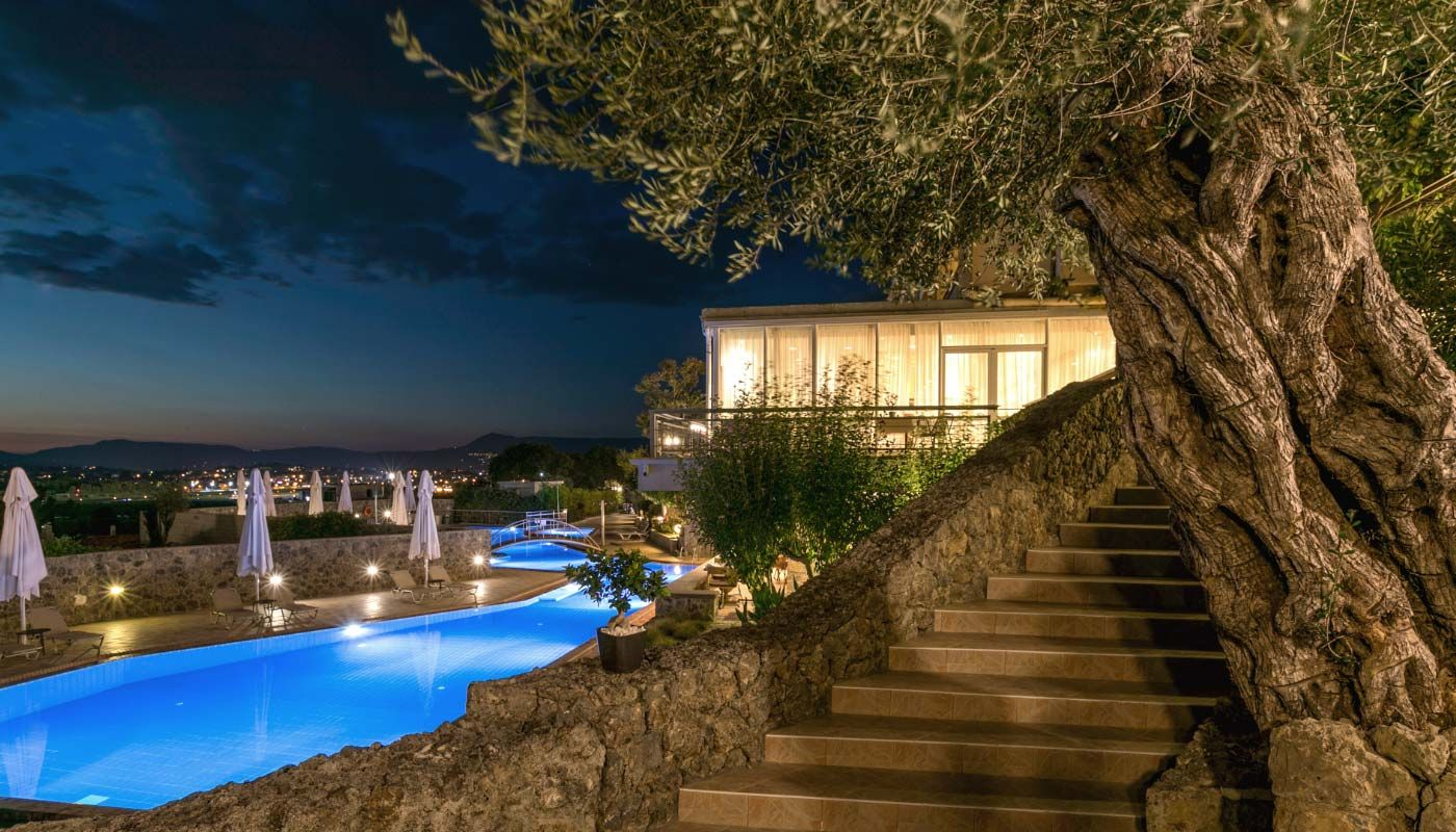 Divani Corfu Palace - Offers - Long Stay Offer with PCR test
