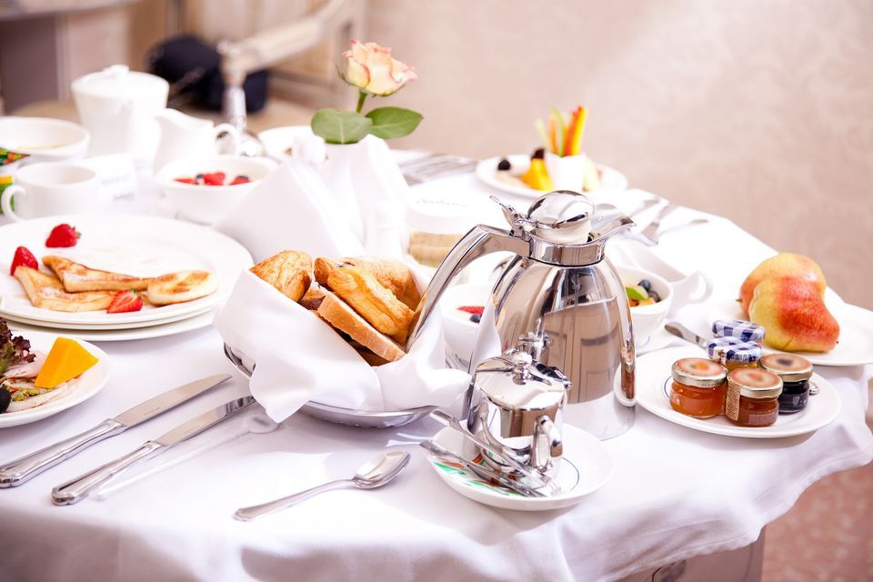 Divani Palace Larissa - Offers - Breakfast Inclusive Rate