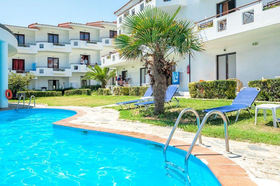 Dolphin Beach Hotel Possidi Halkidiki Greece Book Online