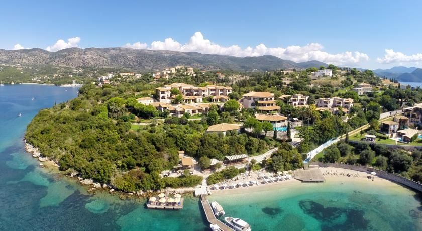 Domotel Agios Nikolaos Sivota, Σύβοτα