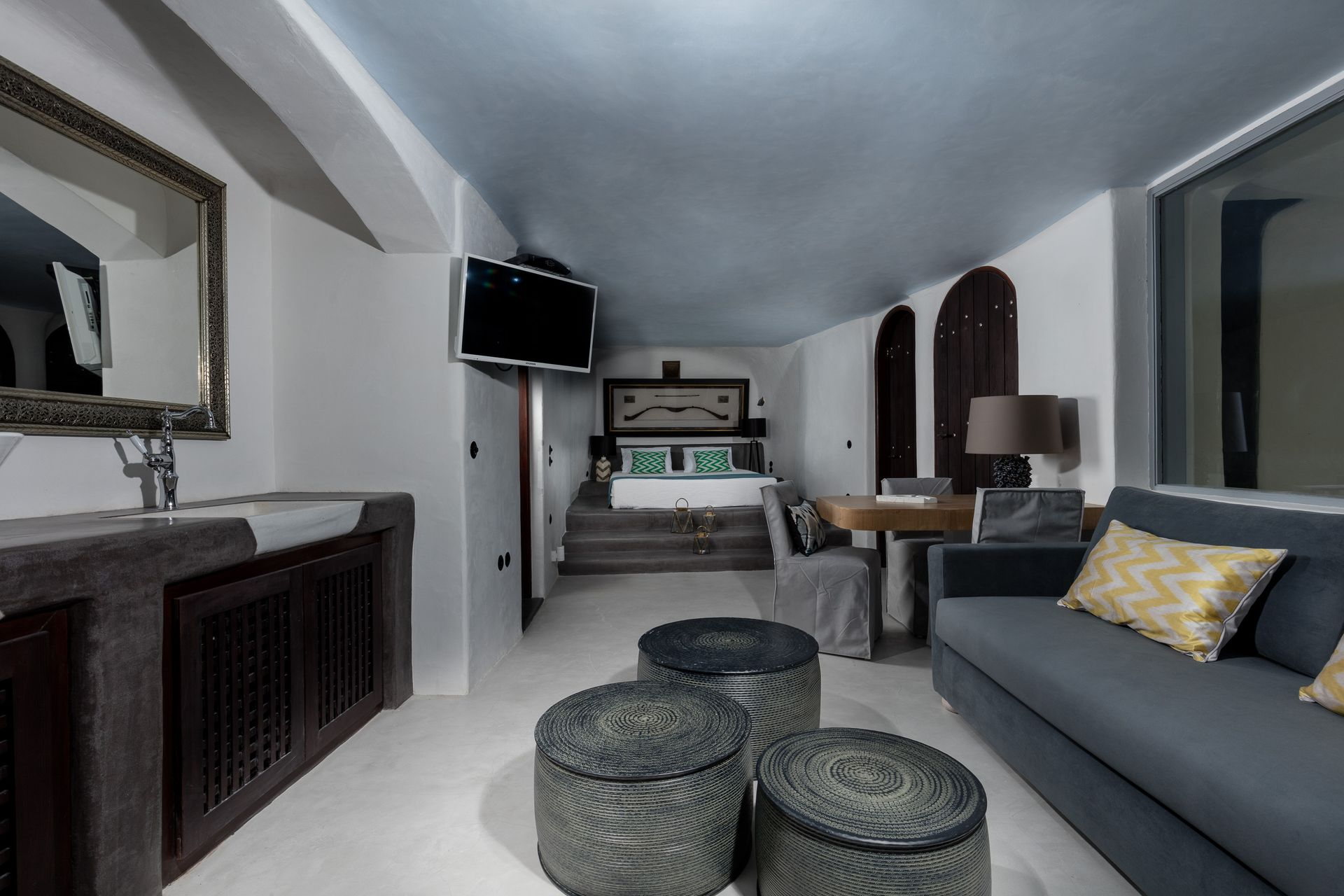 Santorini Suite With Indoor Plunge Pool Amp Caldera View