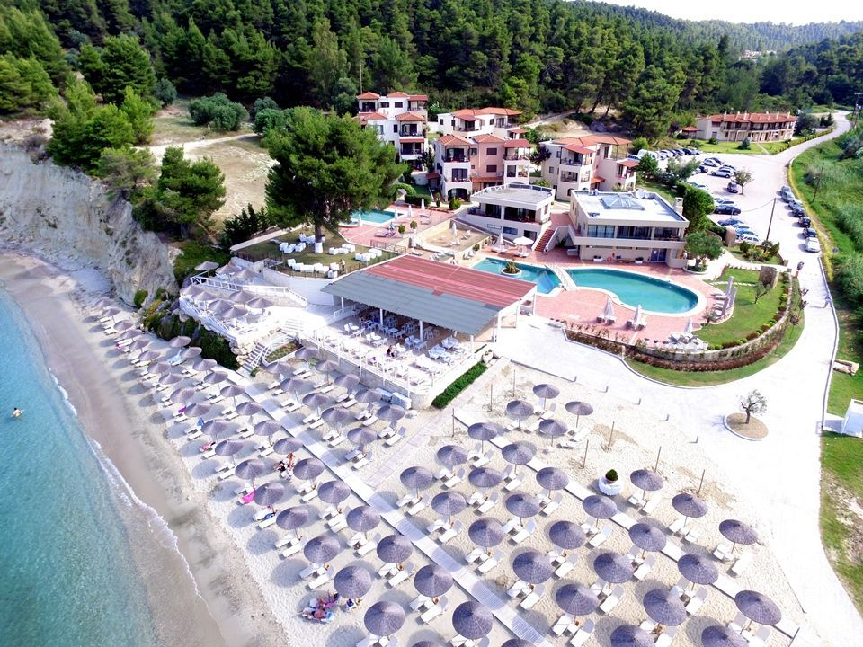 Elani Bay Resort, Ελάνη, Χαλκιδική