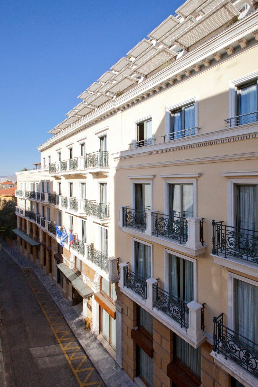 Electra Palace Hotel Athens, Greece