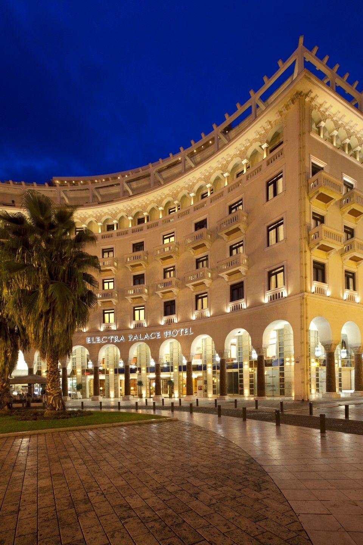 Check Rates Book Electra Palace Thessaloniki