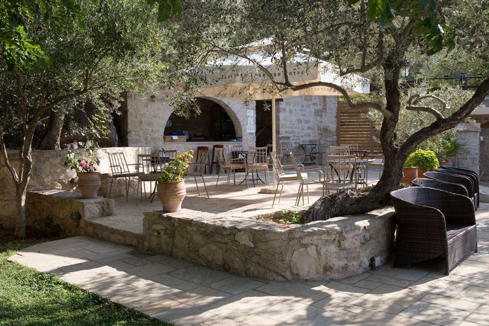 Αγροτουριστικό κατάλυμα στη Κρήτη ELEONAS ZAROS