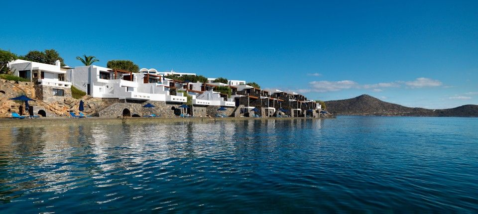 Island Suite Waterfront Best Value Rate Elounda Beach Hotel