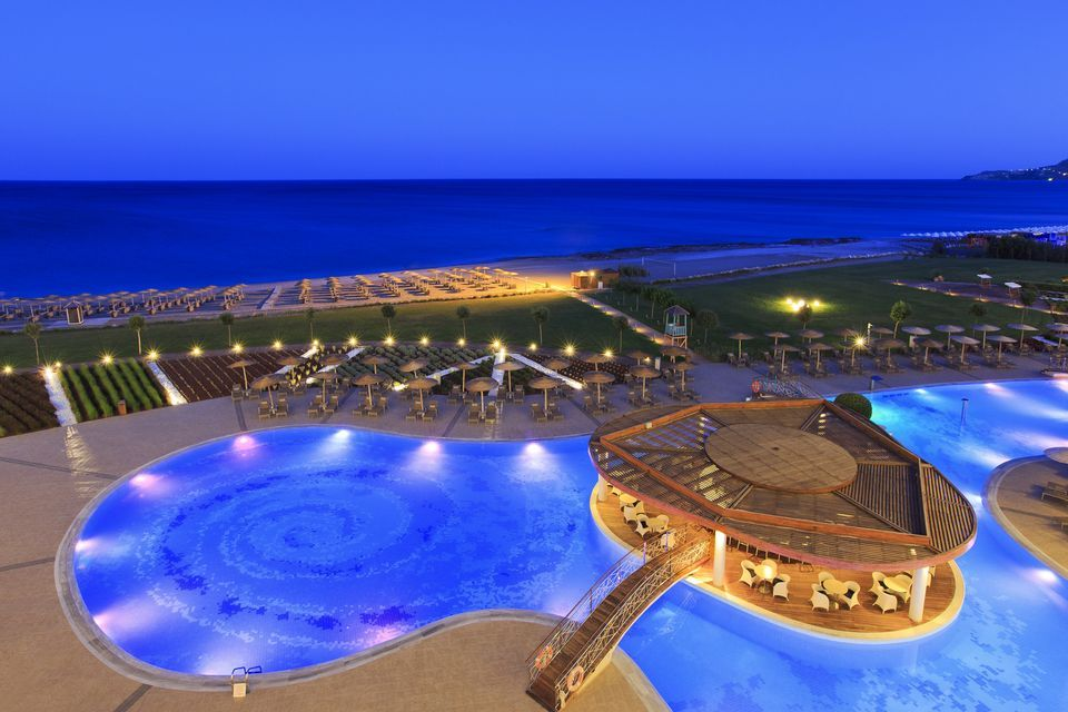 Elysium Resort Amp Spa Rhodes Rhodos Island Greece