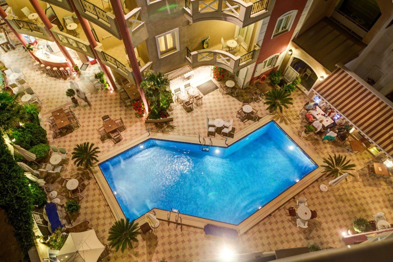 Evdion Hotel Pieria, Νέοι Πόροι, Πιερία
