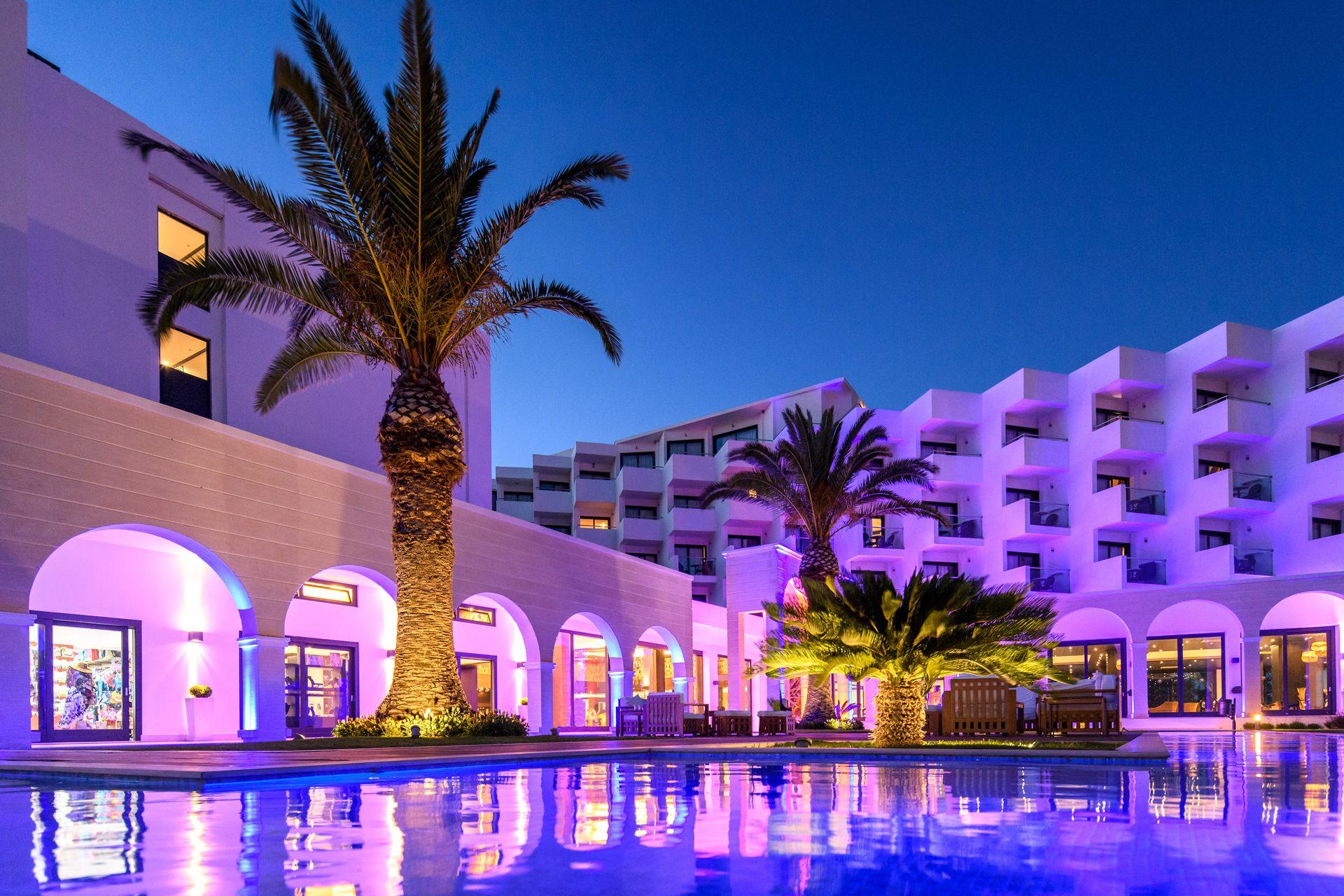 About Mitsis Faliraki Beach Hotel & Spa