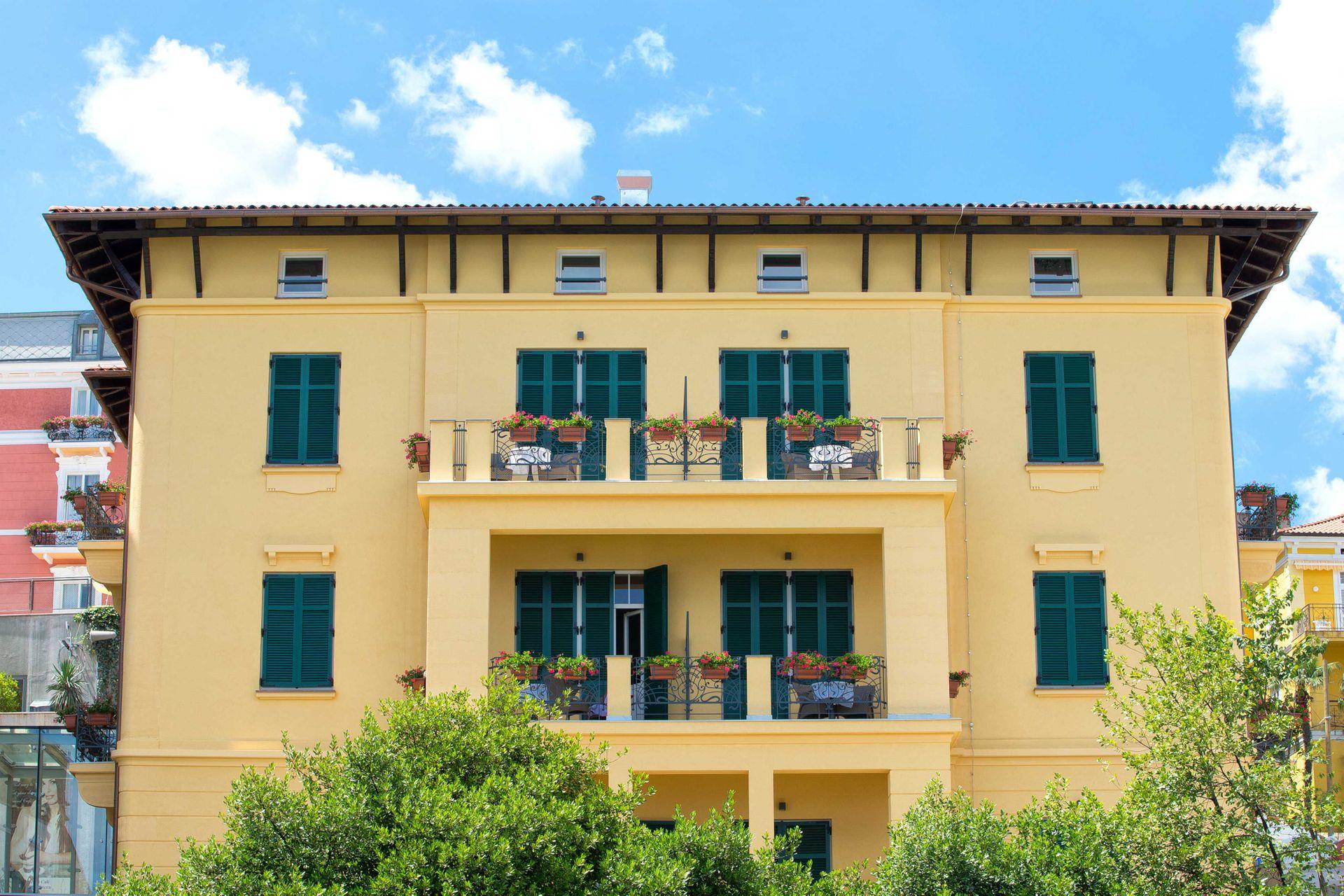 Villa Royal Dvokrevetna Soba 28m2 Pogled Dvorište/Vrt-4