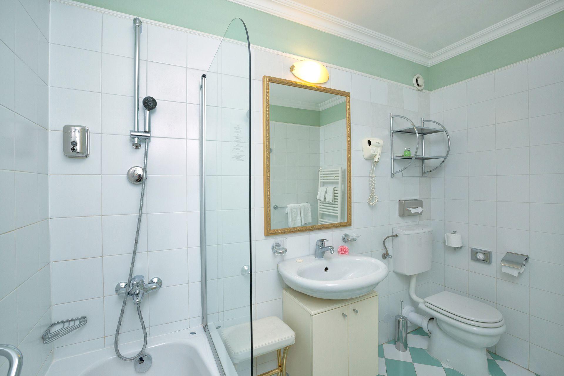 Standard Double/Twin Room Villa Camellia 28 m² Sea View and Balcony-2