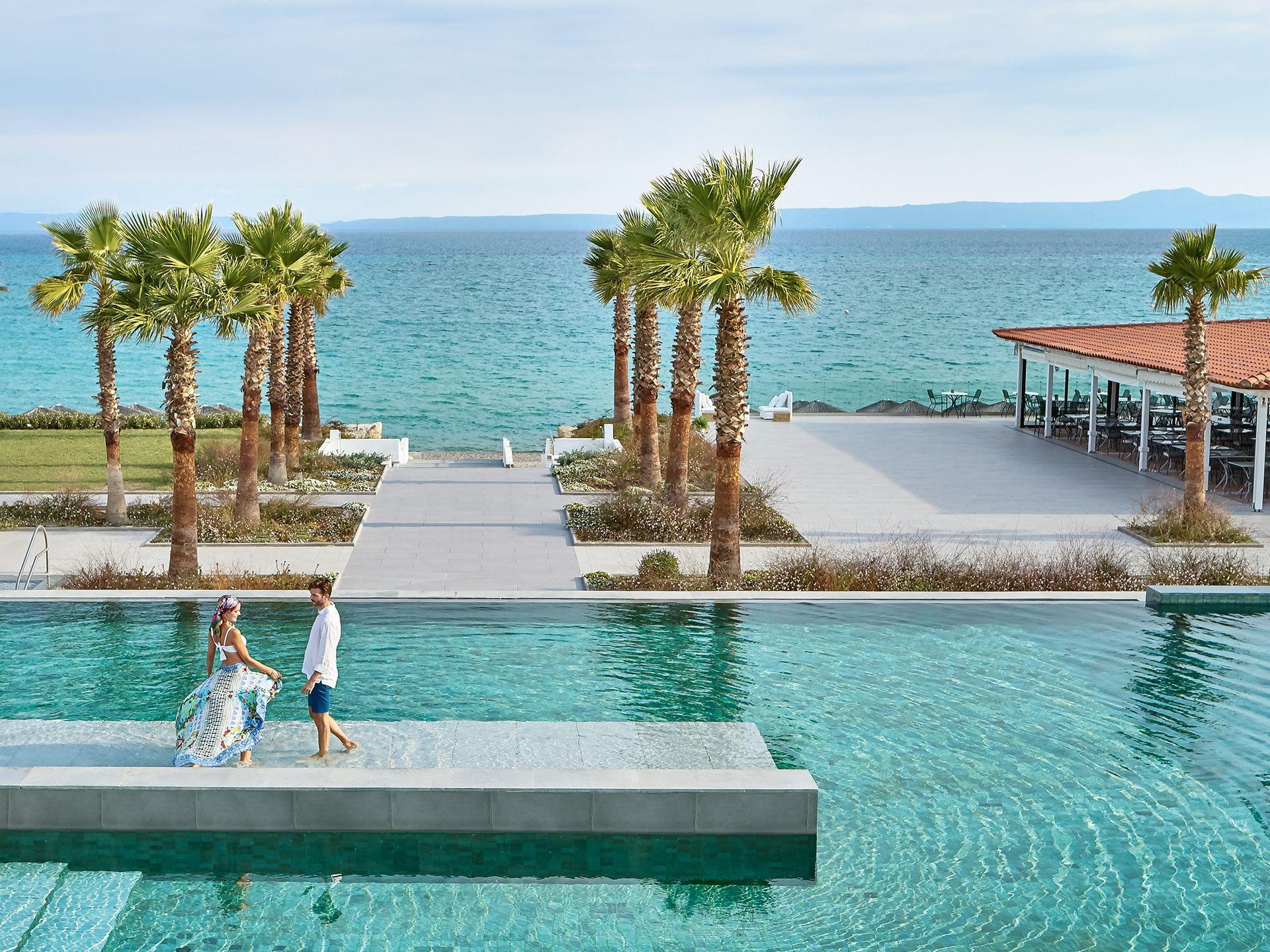 4* Grecotel Pella Beach Luxury Resort, Χανιώτη, Χαλκιδική