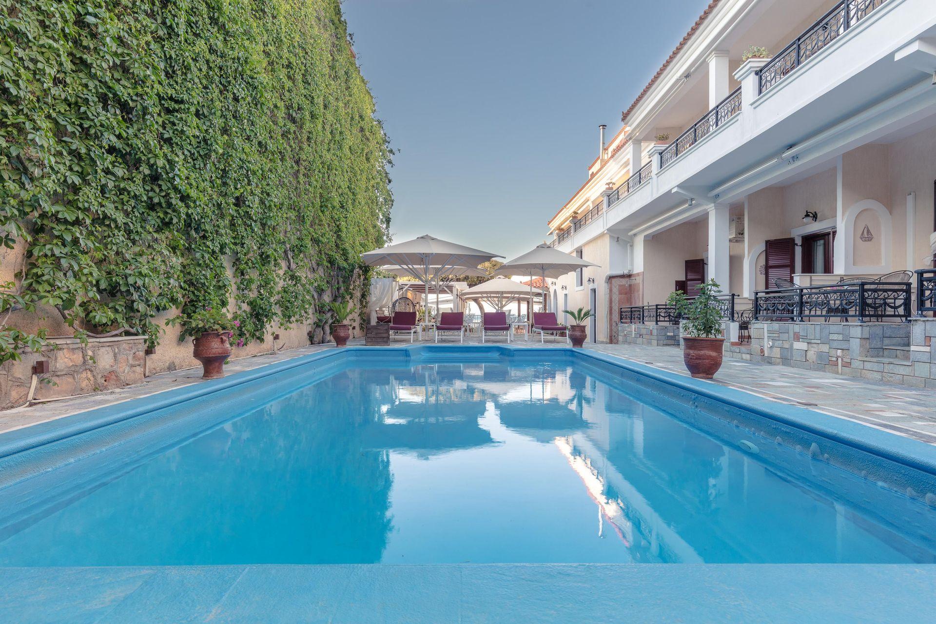 Aktaion Beach Hotel Agistri, Σκάλα, Αγκίστρι