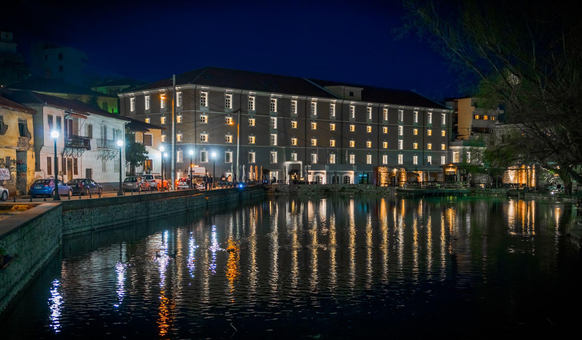Hydrama Grand Hotel, Δράμα
