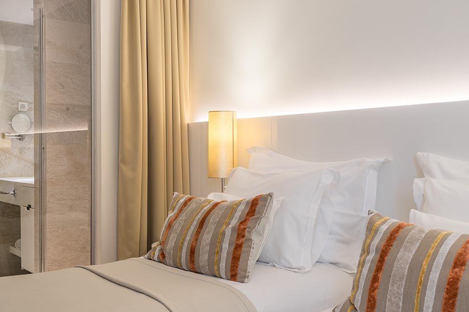 Doppelzimmer mit Verbindungstür, 45 m² Parkblick, mit französischen Balkonen-3