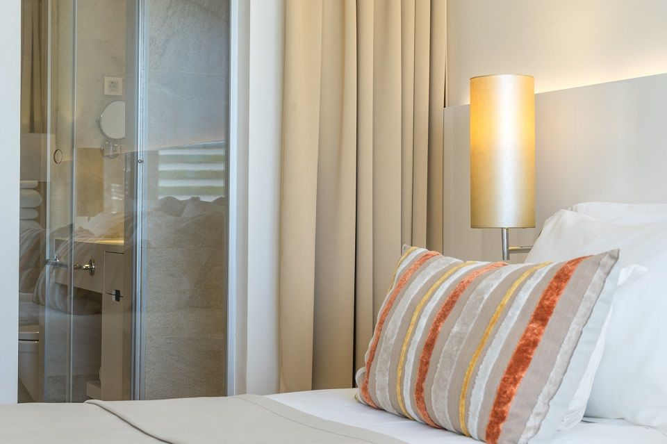 Doppel- oder Zweibettzimmer, 22 m² Parkblick-2