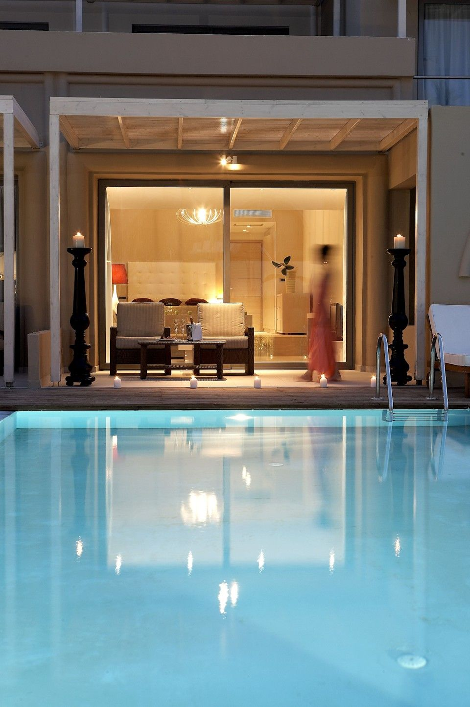 Grand Suite With Private Pool Sentido Ixian All Suites